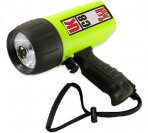 UK C8 Rechargeable Torch